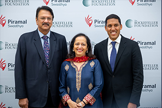 Piramal Swasthya and The Rockefeller Foundation Announce Partnership to Accelerate India's Public Health Transformation